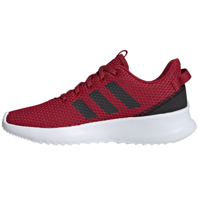 adidas neo CF Racer TR Kinder & Damen Sneaker weinrot weiß EE6954