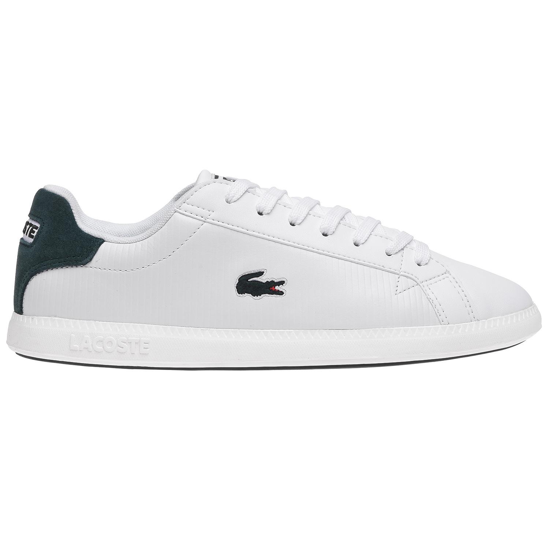 Lacoste Graduate 319 2 SMA Herren Sneaker weiß 7-38SMA00181R5