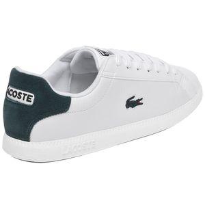Lacoste Graduate 319 2 SMA Herren Sneaker weiß 7-38SMA00181R5 – Bild 3