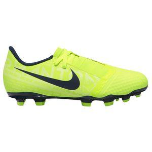 Nike JR Phantom Academy FG Fußballschuhe gelb schwarz AO0362 717 – Bild 1