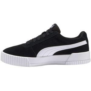 Puma Carina Damen Sneaker schwarz weiß silber 369864 01 – Bild 5