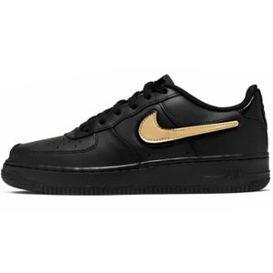 Nike Air Force 1 LV8 3 GS Sneaker schwarz metallic AR7446 001 – Bild 2