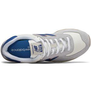 New Balance ML574ERH Herren Sneaker grau blau 738181-60-12 – Bild 2