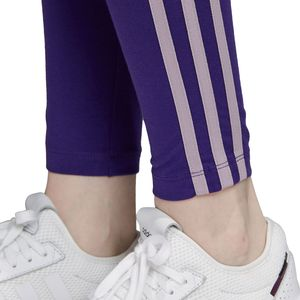 adidas Originals 3-Stripes Tight Damen Leggings collegiate purple EJ9021 – Bild 4