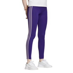 adidas Originals 3-Stripes Tight Damen Leggings collegiate purple EJ9021 – Bild 7