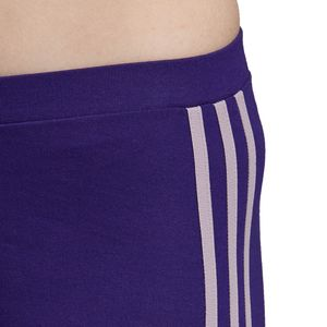 adidas Originals 3-Stripes Tight Damen Leggings collegiate purple EJ9021 – Bild 3