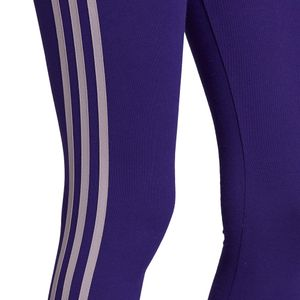adidas Originals 3-Stripes Tight Damen Leggings collegiate purple EJ9021 – Bild 5