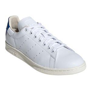 adidas Originals Stan Smith Herren Sneaker weiß blau EE5788 – Bild 4