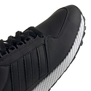 adidas Originals Forest Grove Herren Sneaker schwarz weiß EE8966 – Bild 4