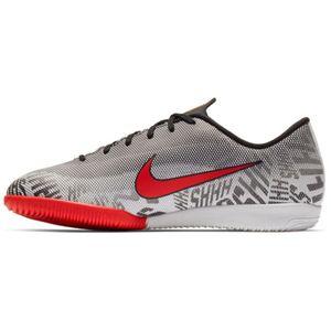 Nike JR Vapor 12 Academy NJR IC Kinder schwarz weiß rot AO9474 170 – Bild 2