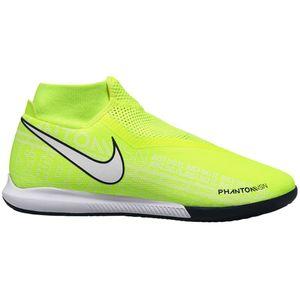 Nike Phantom VSN Academy DF IC Fußballschuh gelb schwarz AO3267 717 – Bild 1