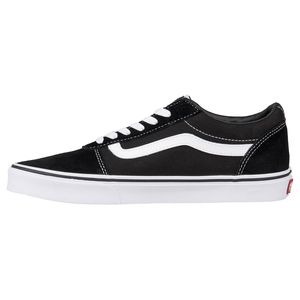 Vans Ward Sneaker schwarz weiß VN0A3IUNIJU1 – Bild 2