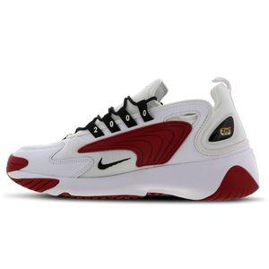 Nike Zoom 2K Herren Sneaker weiß schwarz rot AO0269 107 – Bild 2