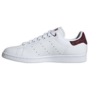 adidas Originals Stan Smith W Damen Sneaker weiß weinrot EE4896 – Bild 2