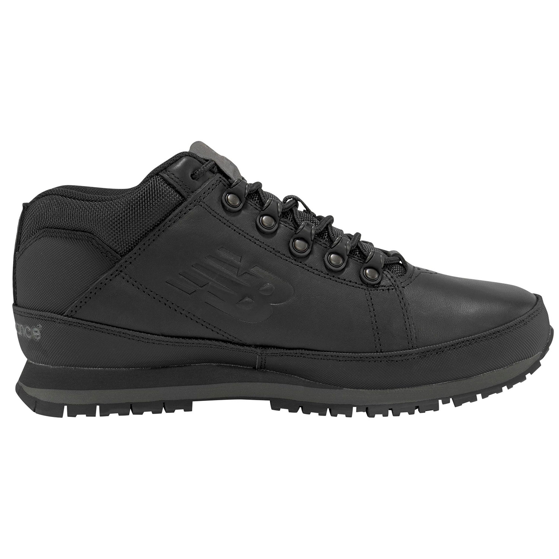 best cheap 39eca f5aeb New Balance H754LLK Herren Sneaker schwarz Leder 313581-60 8