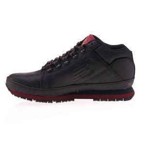 New Balance H754KR Herren Sneaker schwarz rot Leder 239811-60 8 – Bild 2