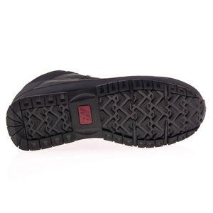 New Balance H754KR Herren Sneaker schwarz rot Leder 239811-60 8 – Bild 3