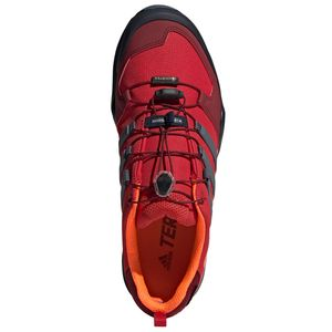 adidas Terrex Swift R2 GTX Herren Outdoor Walking rot grau G26554 – Bild 6
