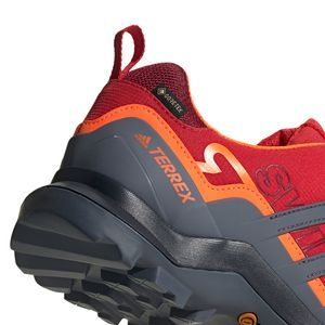 adidas Terrex Swift R2 GTX Herren Outdoor Walking rot grau G26554 – Bild 9