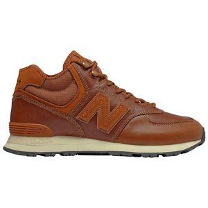 New Balance MH574OAD Herren Sneaker braun Leder 675781-60 114 – Bild 1