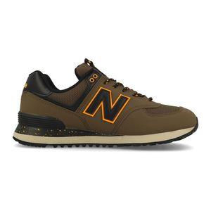 New Balance ML574NFM Herren Sneaker low braun schwarz  – Bild 1