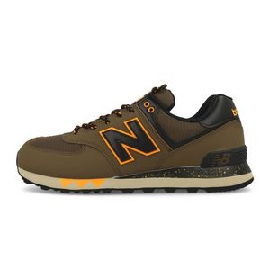 New Balance ML574NFM Herren Sneaker low braun schwarz  – Bild 2