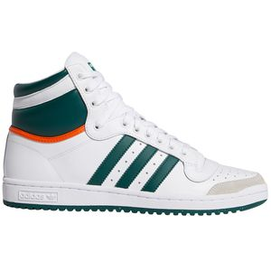 adidas Originals Top Ten Hi High-Top Sneaker weiß grün orange EF2516 – Bild 1