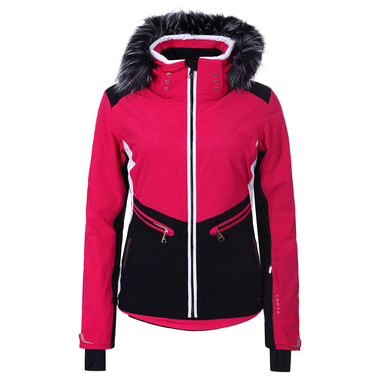 Luhta Bianka L7 Damen Skijacke berry black 2 32 433 393 L7 660   Sporthaus Marquardt Online Shop für Sportbekleidung, Mode & Schuhe