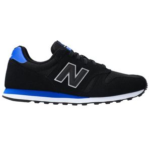 New Balance ML373MST Herren Sneaker low in schwarz blau – Bild 1