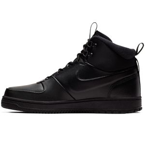 Nike Path Winter High-Top Herren Sneaker schwarz – Bild 2