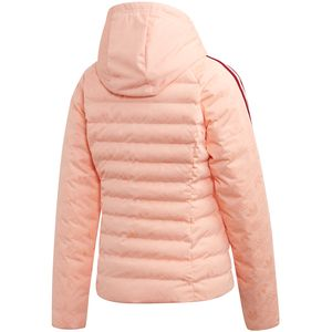 adidas Originals Slim Jacket Damen Steppjacke rosa ED4739 – Bild 2