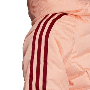 adidas Originals Slim Jacket Damen Steppjacke rosa ED4739 – Bild 7