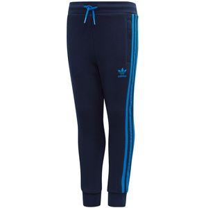 adidas Originals Crew Set Baby Anzug blau dunkelblau ED7684 – Bild 5