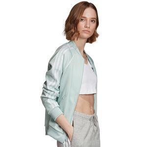 adidas Originals SST Track Top Damen Jacke mintgrün ED7590 – Bild 7