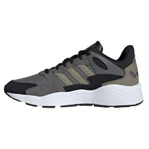 adidas neo CRAZYCHAOS Herren Sneaker grau schwarz EF1057 – Bild 2