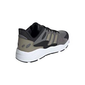 adidas neo CRAZYCHAOS Herren Sneaker grau schwarz EF1057 – Bild 6
