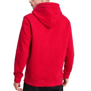 Alpha Industries Basic Hoody Herren rot 178312 328 – Bild 2
