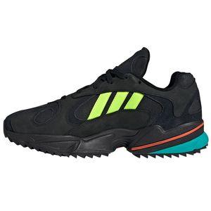 adidas Originals Yung-1 Trail Herren Sneaker schwarz gelb EE5321 – Bild 2
