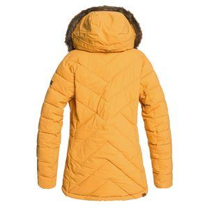 Roxy Quinn Ski und Snowboardjacke Spruce Yellow ERJTJ03227 YLK0 – Bild 2