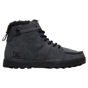 DC Shoes Woodland Herren Winter Boot grau schwarz – Bild 1