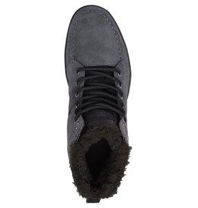 DC Shoes Woodland Herren Winter Boot grau schwarz – Bild 3