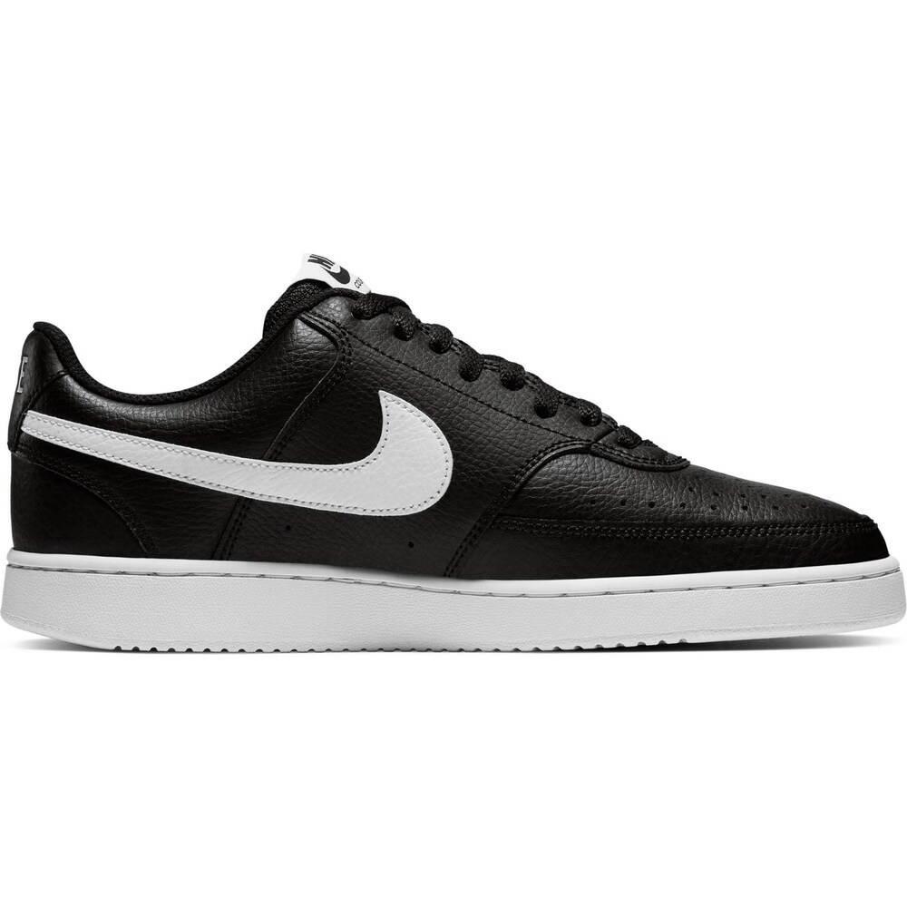 Nike WMNS Court Vision Low Damen Sneaker schwarz weiß CD5434 001