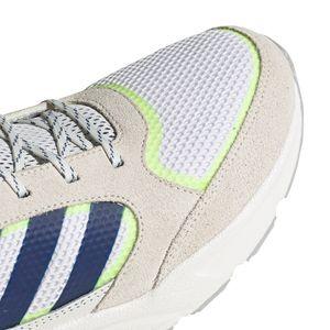 adidas 90s Valasion Herren Sneaker grau blau neon EE9895 – Bild 5