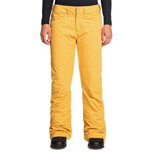 Roxy Backyard Pant Damen Ski- und Snowboardhose spruce yellow  – Bild 1