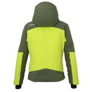 Phenix Slope Jacket Herren Skijacke gelb grün ES972OT33 YG – Bild 4