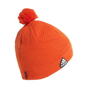 adidas Viessmann DSV Beanie Team Warm Herren Strickmütze orange FQ5455 – Bild 2