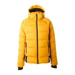 Brunotti Firecrown JR Girls Ski Snowboardjacke ocker 1924123293 0160 – Bild 1
