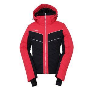Phenix Furano Jacket Damen Skijacke magenta schwarz ES982OT65 MA – Bild 1