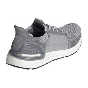 adidas Ultra Boost 19 m Herren Running Sneaker grau weiß G54010 – Bild 4