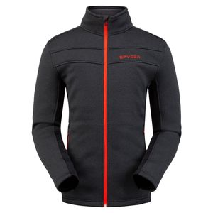 Spyder Encore Full Zip Fleece Jacket Herren schwarz 191250 001 – Bild 1